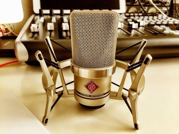 neumann microphone
